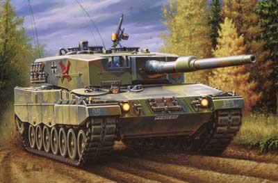 Leopard 2 A4 Model Do Sklejania Revell 03103