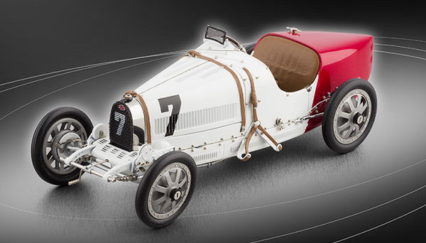 bugatti t 35 grand prix 7 die cast gotowy model. Black Bedroom Furniture Sets. Home Design Ideas