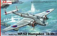 Handley Page HP.52 Hampden TB Mk.I