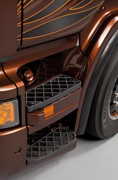 scania r730 39 39 black amber 39 39 model do sklejania italeri 3897. Black Bedroom Furniture Sets. Home Design Ideas