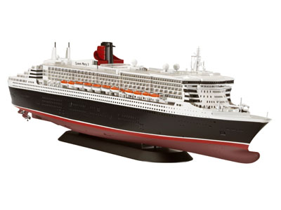 Ocean Liner Queen Mary 2 - Image 1