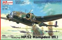 Handley Page HP.52 Hampden Mk.I