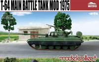 T-64B Main Battle Tank Mod 1975