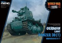 Panzer 38(t) - World War Toons - Image 1