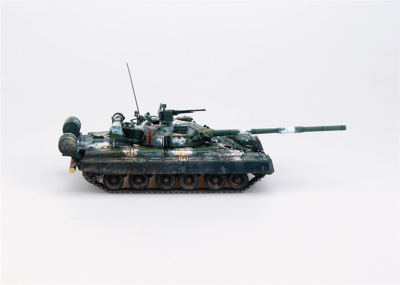 3 in 1 Model Collect 1//72 #UA72041 T-80B Main Battle Tank