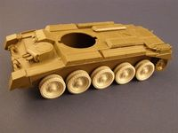 Black Dog 1//48 British Crusader Mk.III Accessories Set for Tamiya 32555 T48040