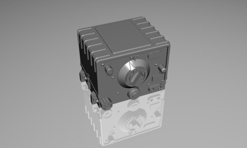 Jak-3  RSI radio receiver for Special hobby - Image 1