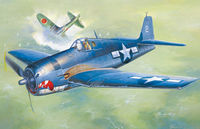 Grumman F6F-3 Hellcat early version - Image 1