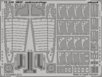 SB2C undercarriage CYBER HOBBY - Image 1