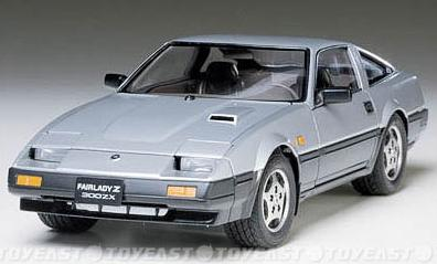 nissan 300zx 2 seater kit model do sklejania tamiya 24042. Black Bedroom Furniture Sets. Home Design Ideas