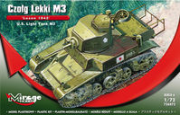 U.S. Light Tank M3 Luzon 1942
