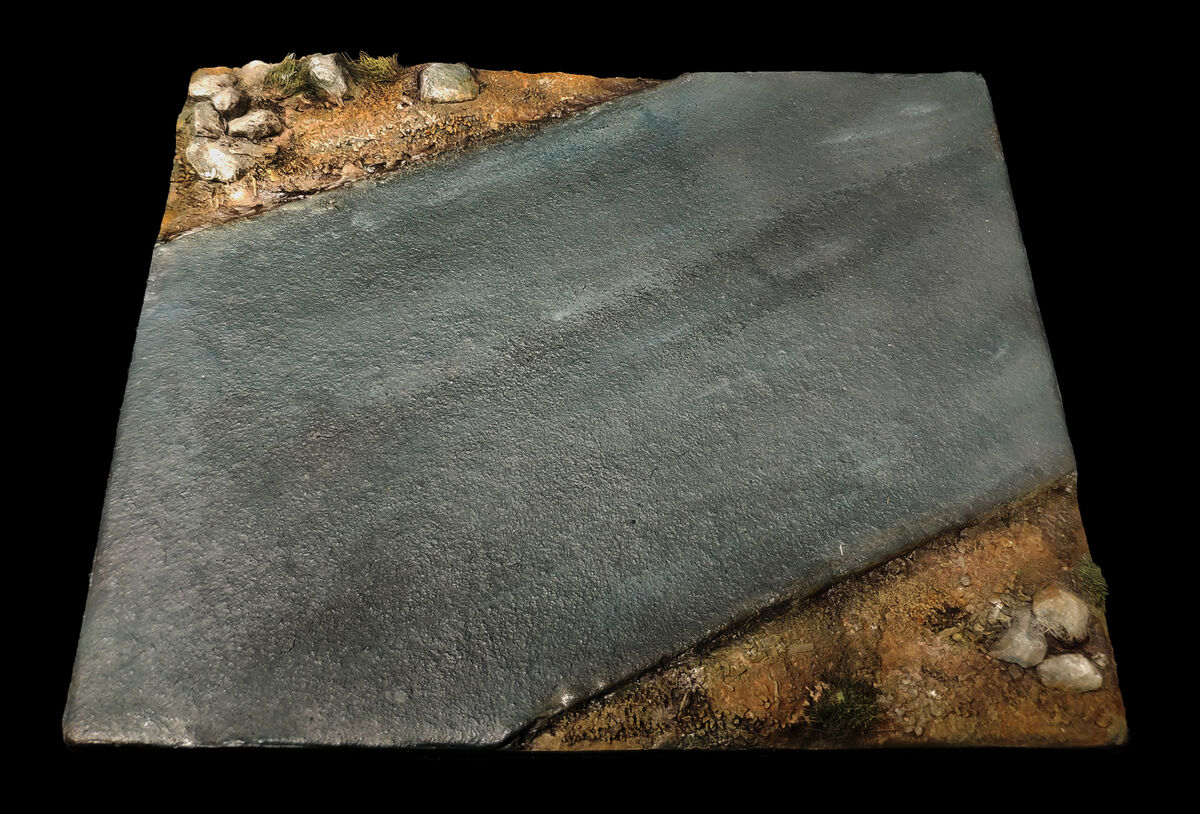 Asphalt road (140mm x 120mm) - Image 1