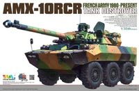 French Army 1980 - Present AMX-10RCR