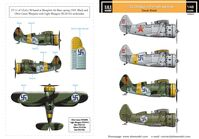 Polikarpov I-153 Finnish Air Force WW II - Image 1