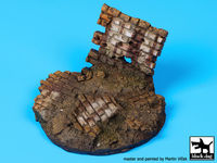 Ruined wall base - Image 1