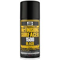 B-526 Mr.Finishing Surfacer 1500 Black Spray