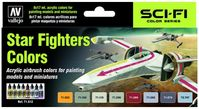 Model Air Set Star Fighters Colors (8)