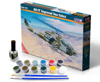 AH-1T Improved Sea Cobra - Model Set