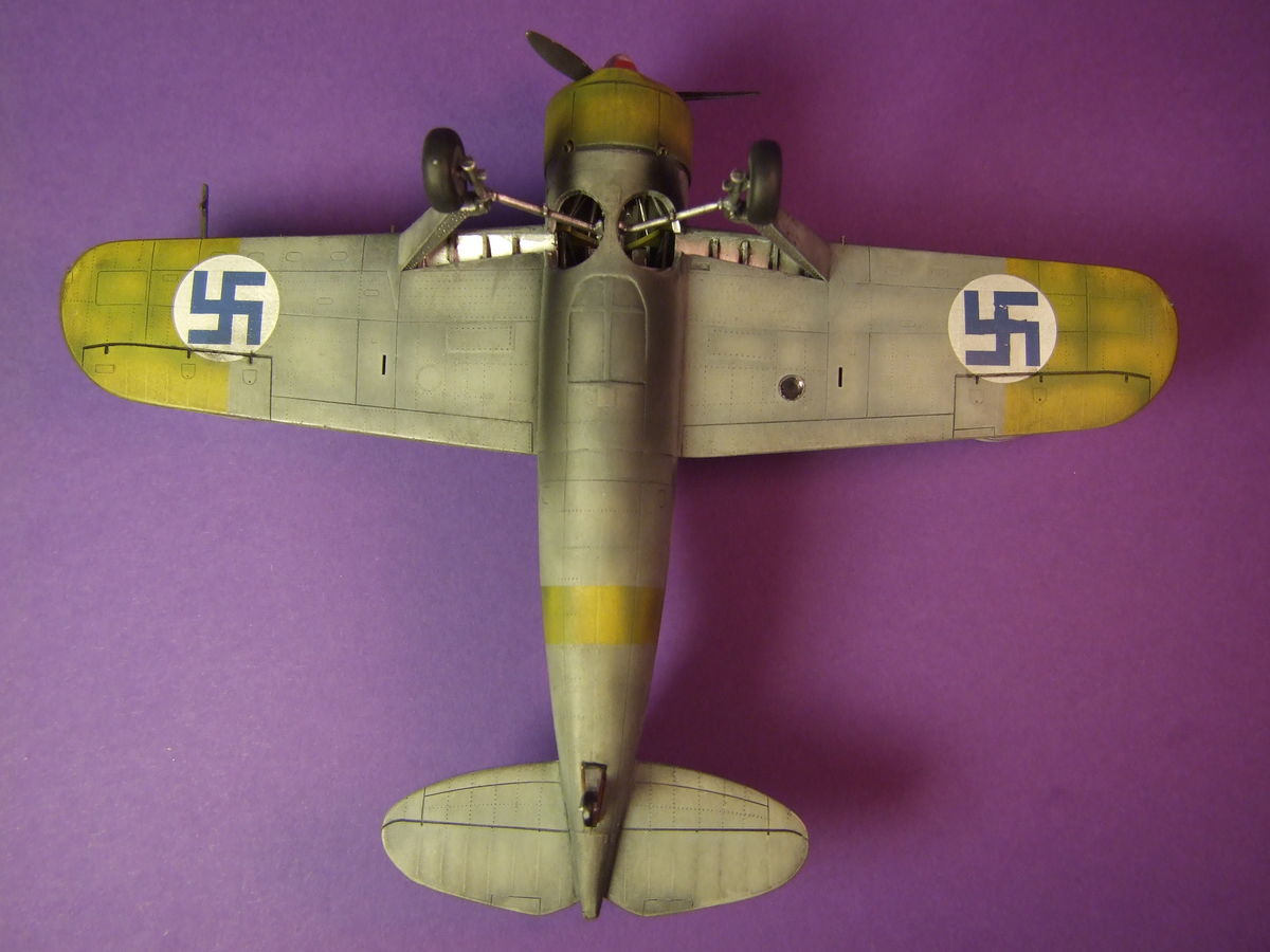 Brewster Buffalo Special Hobby 1/48 - 002 - Image 1