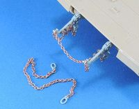 IDF AFV Towing Horn Chain set