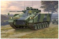 Warrior MCV with add-on armour - Image 1