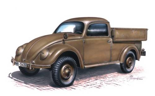 VW Type 82 Pick Up konwersja TAM - Image 1