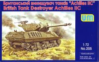 Achilles IIC British tank destroyer