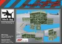A-10 electronics  for Italeri