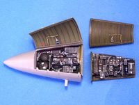 F-101 Avionics bay set(for Monogram)