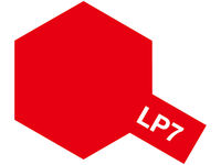 LP-7 Pure red - Image 1