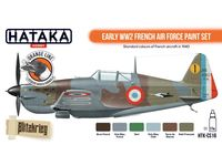 HTK-CS16 Early WW2 French Air Force paint set