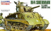 US M4A3 Sherman Tank w/105mm Gun