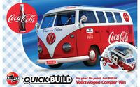 Coca-Cola VW Camper Van (Quickbuild)