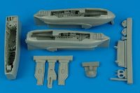 A-10A Thunderbolt II wheel bay Hobby boss