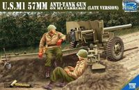 U.S. M1 57mm Anti-tank gun