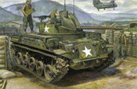 M42A1 Duster (Late Type) Vietnam War