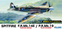 "Spitfire F.R.Mk.14E / P.R.Mk.19 ""Fighter Recon"" / ""Blue Invader"""