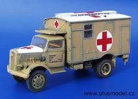 Opel Blitz 4x4 ambulance conversion set - Image 1