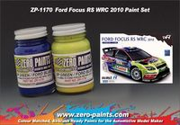 1170 Ford Focus RS WRC 2010 for SimilR Kit Set - Image 1