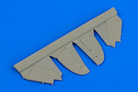 Gloster Gladiator control surfaces  AIRFIX