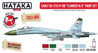 "Early Su-27S/P/UB ""Flanker B/C"" paint set"