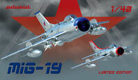 MiG-19 version S and PM Limited edition