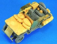 Willys MB Applique Armor set