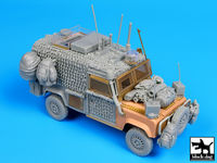 Land Rover Defender Snatch Barracuda big set for Hobby Boss - Image 1