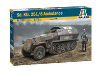 Sd. Kfz. 251/8 Ambulance