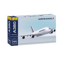 Airbus A380 (Air France) Gift Set (paints and glue) - Image 1