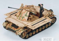 German Self Propelled Mobelwagen 3.7cm PZ.KPFWIV - Image 1
