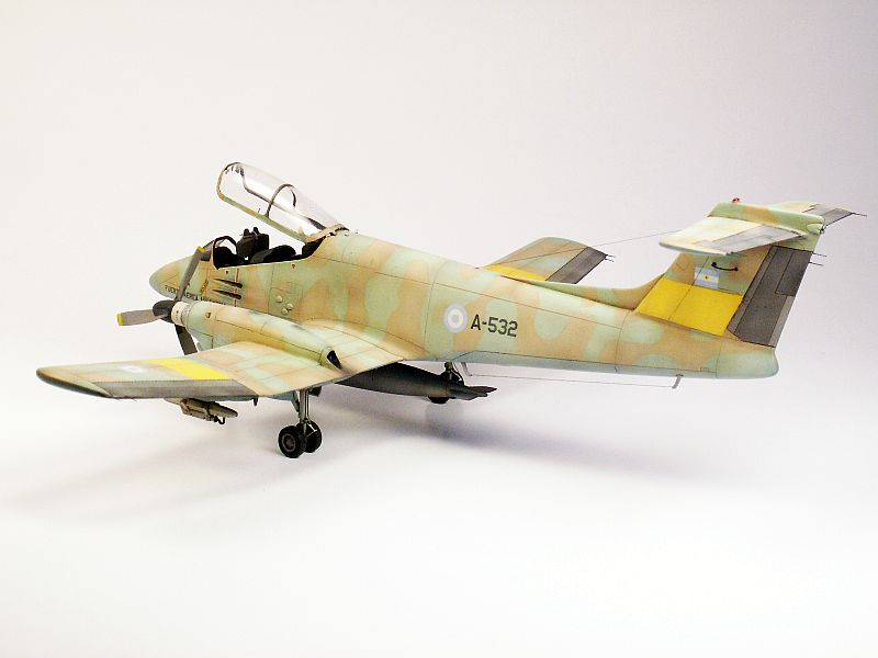 IA-58A PUCARA 1/72 SPECIAL HOBBY - 005 - Image 1