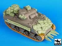Sherman 75mm Normandy accessories set for Dragon - Image 1