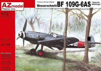 "Bf 109G-6 AS ""Special Markings"" - Image 1"
